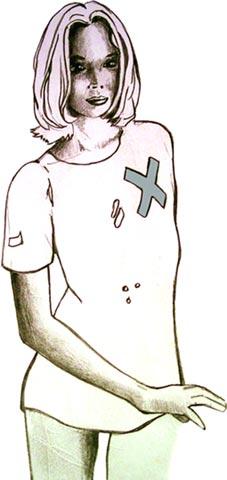 la camiseta de follar seguro
